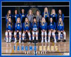 Tahoma Bears Girls Varsity Volleyball Fall 18-19 team photo.