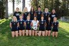 Lakeside Eagles Girls Varsity Volleyball Fall 18-19 team photo.