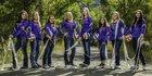 Ten Sleep Pioneers Girls Varsity Volleyball Fall 18-19 team photo.