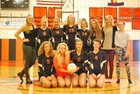 Ouray Trojans Girls Varsity Volleyball Fall 18-19 team photo.