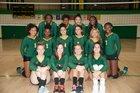 Park Center Pirates Girls Varsity Volleyball Fall 18-19 team photo.
