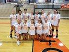 Brighton Bulldogs Girls Varsity Volleyball Fall 18-19 team photo.