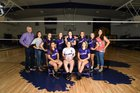 Elida Tigers Girls Varsity Volleyball Fall 18-19 team photo.