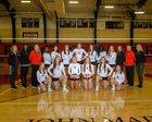 John Marshall Rockets Girls Varsity Volleyball Fall 18-19 team photo.
