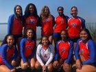 Lakes Lancers Girls Varsity Volleyball Fall 18-19 team photo.