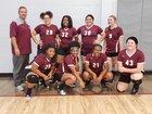 Barton Bears Girls Varsity Volleyball Fall 18-19 team photo.