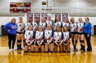 Broadalbin-Perth Patriots Girls Varsity Volleyball Fall 18-19 team photo.