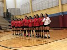 Crownpoint Eagles Girls Varsity Volleyball Fall 18-19 team photo.
