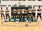 Morrow Mustangs Girls Varsity Volleyball Fall 18-19 team photo.