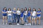 Tempe Prep Knights Girls Varsity Volleyball Fall 18-19 team photo.