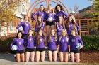 Puyallup Vikings Girls Varsity Volleyball Fall 18-19 team photo.
