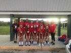 Wakulla War Eagles Girls Varsity Volleyball Fall 18-19 team photo.