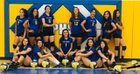 Penasco Panthers Girls Varsity Volleyball Fall 18-19 team photo.