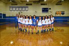 Edgewood Lions Girls Varsity Volleyball Fall 18-19 team photo.