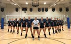 Tri-County RVT Cougars Girls Varsity Volleyball Fall 18-19 team photo.