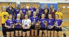 Ballston Spa Scotties Girls Varsity Volleyball Fall 18-19 team photo.