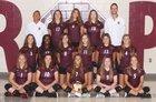 Lockport Porters Girls Varsity Volleyball Fall 18-19 team photo.