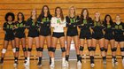 Suncoast Chargers Girls Varsity Volleyball Fall 18-19 team photo.