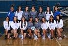 Dexter Demons Girls Varsity Volleyball Fall 18-19 team photo.