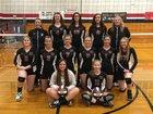 Ocosta Wildcats Girls Varsity Volleyball Fall 18-19 team photo.