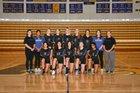 Ferndale Golden Eagles Girls Varsity Volleyball Fall 18-19 team photo.