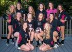 Lake Arrowhead Christian Eagles Girls Varsity Volleyball Fall 18-19 team photo.