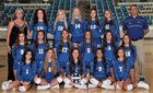 Boswell Pioneers Girls Varsity Volleyball Fall 18-19 team photo.
