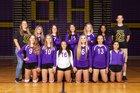 Oak Harbor Wildcats Girls Varsity Volleyball Fall 18-19 team photo.