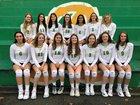 Roosevelt Roughriders Girls Varsity Volleyball Fall 18-19 team photo.