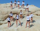 Piedra Vista Panthers Girls Varsity Volleyball Fall 18-19 team photo.