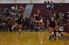Summer Creek Bulldogs Girls Varsity Volleyball Fall 18-19 team photo.