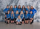 Ogdensburg Free Academy Blue Devils Girls Varsity Volleyball Fall 18-19 team photo.