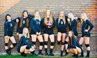 Payette Pirates Girls Varsity Volleyball Fall 18-19 team photo.