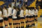 Olathe Pirates Girls Varsity Volleyball Fall 18-19 team photo.