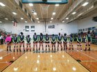 Ellison Eagles Girls Varsity Volleyball Fall 18-19 team photo.