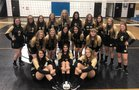 West Fork Tigers Girls Varsity Volleyball Fall 18-19 team photo.