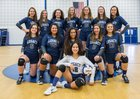Legacy Charter Eagles Girls Varsity Volleyball Fall 18-19 team photo.