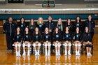 Santa Teresa Desert Warriors Girls Varsity Volleyball Fall 18-19 team photo.