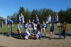 Crescent Loggers Girls Varsity Volleyball Fall 18-19 team photo.