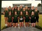 Archbishop McNicholas Rockets Girls Varsity Volleyball Fall 18-19 team photo.