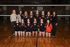 Pomeroy Pirates Girls Varsity Volleyball Fall 18-19 team photo.