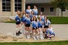 Deer Park Stags Girls Varsity Volleyball Fall 18-19 team photo.
