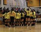 Rio Hondo Bobcats Girls Varsity Volleyball Fall 18-19 team photo.