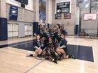 Silverado Hawks Girls Varsity Volleyball Fall 18-19 team photo.