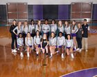 Cox Mill Chargers Girls Varsity Volleyball Fall 18-19 team photo.