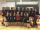 Niagara-Wheatfield Falcons Girls Varsity Volleyball Fall 18-19 team photo.