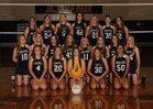Enterprise Wolves Girls Varsity Volleyball Fall 18-19 team photo.