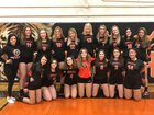 Arcata Tigers Girls Varsity Volleyball Fall 18-19 team photo.