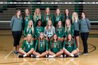 Pella Dutch Girls Varsity Volleyball Fall 18-19 team photo.