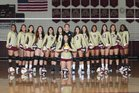 Bellflower Buccaneers Girls Varsity Volleyball Fall 18-19 team photo.